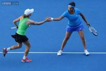 Sania-Black storm into semis at Indian Wells