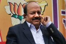 Delhi: Vardhan woos Muslims, distances himself from Malhotra's remark