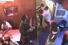 Watch: How a bouncer fights off a gunman at a night club