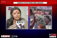 TMC using Anna to divert attention from notorious image: Brinda Karat