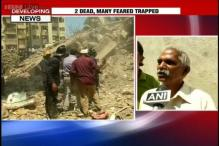 Mumbai building collapse: Two dead, five injured