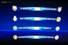Champions League: Bayern get Man United, Real Madrid face Dortmund in quarters