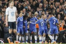 Chelsea thrash Spurs 4-0 to go seven points clear in Premier League
