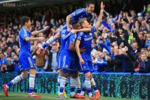 Chelsea rout Arsenal 6-0 in Wenger's 1,000th game