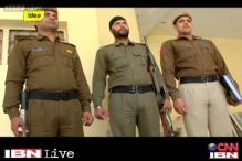 CJ Show: No Holi for cops as they stand guard for the safety of revelers