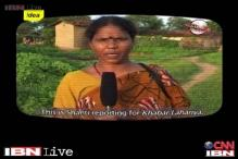 CJ Shanti highlights the neglected condition of Tuberculosis patients in Sukhrampur UP