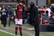 Seedorf wants Galliani to keep faith amid Milan struggles