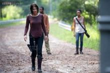 3 seasons of 'The Walking Dead' has made Lauren Cohan more subdued