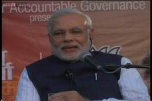 Cong writes to EC against BJP councillors using 'NaMo' tune