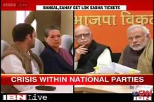 LS lists: Tainted names in Congress, BJP succumbs to dynasty politics