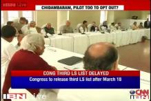 LS polls: Third list of Congress deferred, decision likely on March 18