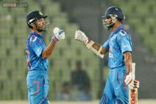 India hammer Afghanistan to end a disappointing Asia Cup campaign
