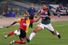 I-League: Mohun Bagan hold East Bengal 1-1 in Kolkata derby