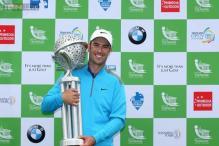 Ross Fisher wins Tshwane Open by three shots