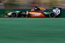 Hulkenberg qualifies 7th but Perez a poor 16th for Aus GP