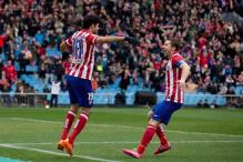 Atletico pressure Real Madrid with 2-0 win at Betis