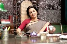 Glad that trouble is over for 'Gulaab Gang': Juhi Chawla