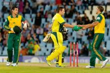 Australia beat South Africa by 4 wickets to clinch T20 series 2-0