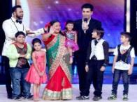 'Bhoothnath' Amitabh Bachchan dances with kids on 'India's Got Talent' finale