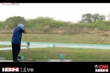Randhir Singh the man to watch at the Indian Shotgun Open