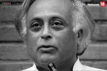Watch: Network18 and Google in a live video conversation with Jairam Ramesh