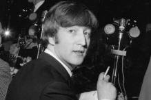 John Lennon's artworks to be auctioned in NYC