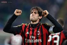 Balotelli, Kaka lead Milan to 3-0 win over Chievo