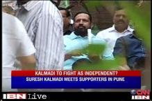 Kalmadi fails to get Congress ticket, says he's hurt, hints at joining BJP