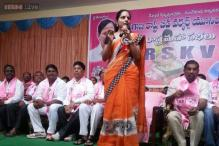 The silent rise of KCR's daughter Kavitha