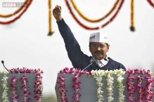 Kejriwal's oath-taking ceremony cost Rs 13.41 lakhs