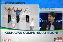 We had to deal with challenges at Sochi Olympics: Shiva Keshavan