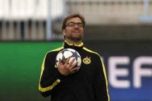 Fiery Klopp keeping cool ahead of Zenit clash in Champions League