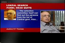 After Fali Nariman snub, Lokpal search panel head Justice KT Thomas quits