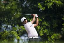Lahiri's putt helps Asia fight back in EurAsia Cup