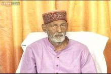 Lal Muni Chaubey withdraws nomination from Buxar after Modi phones him