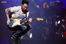 Maroon 5 lead singer Adam Levine makes his silver screen debut in 'Begin Again'