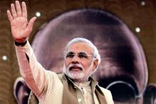 LS polls: BJP workers overjoyed over Modi's candidature