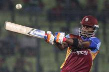 1st T20: Samuels leads West Indies to 27-run victory