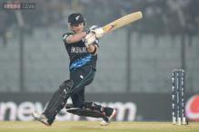 World T20: McCullum's fifty propels New Zealand to victory over Netherlands