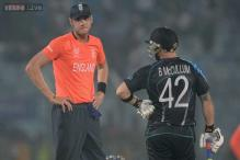 Delighted to to start with a win: McCullum