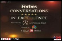 Watch: Coversations in excellence