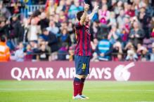 Record-breaking Messi bags hat-trick as Barcelona rout Osasuna 7-0