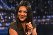 Mila Kunis to guest star on Ashton Kutcher's sitcom 'Two and a Half Men'