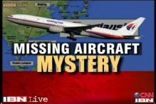 Missing Malaysian plane: Australian, Chinese spot objects in Indian Ocean