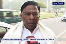 BJP not interested in halting corruption: Narayanasamy