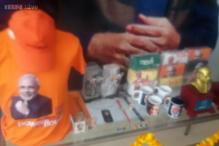 Namosthe: An exclusive store for Modi products in Bangalore