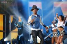 Pharrell Williams, U2, Idina Menzel rock Oscar rehearsals