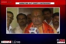 BJP shows Sri Ram Sene chief Pramod Muthalik the door to avoid controversy