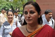 Muzaffarngar riots shouldn't be used for electoral gains: Jaya Prada