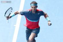 Nadal advances to Sony final; Berdych withdraws